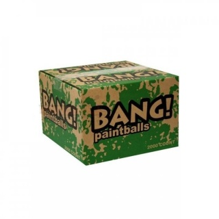 100 x Bile Paintball Bang! Field